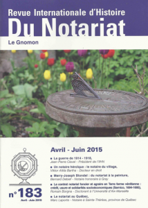 Gnomon, 183 (avril-juin 2015)